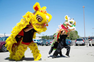 KFDUSA_lion dance