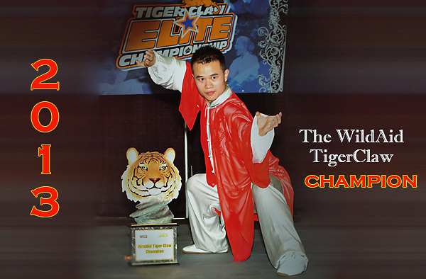 2013WildAidTigerClawChampion