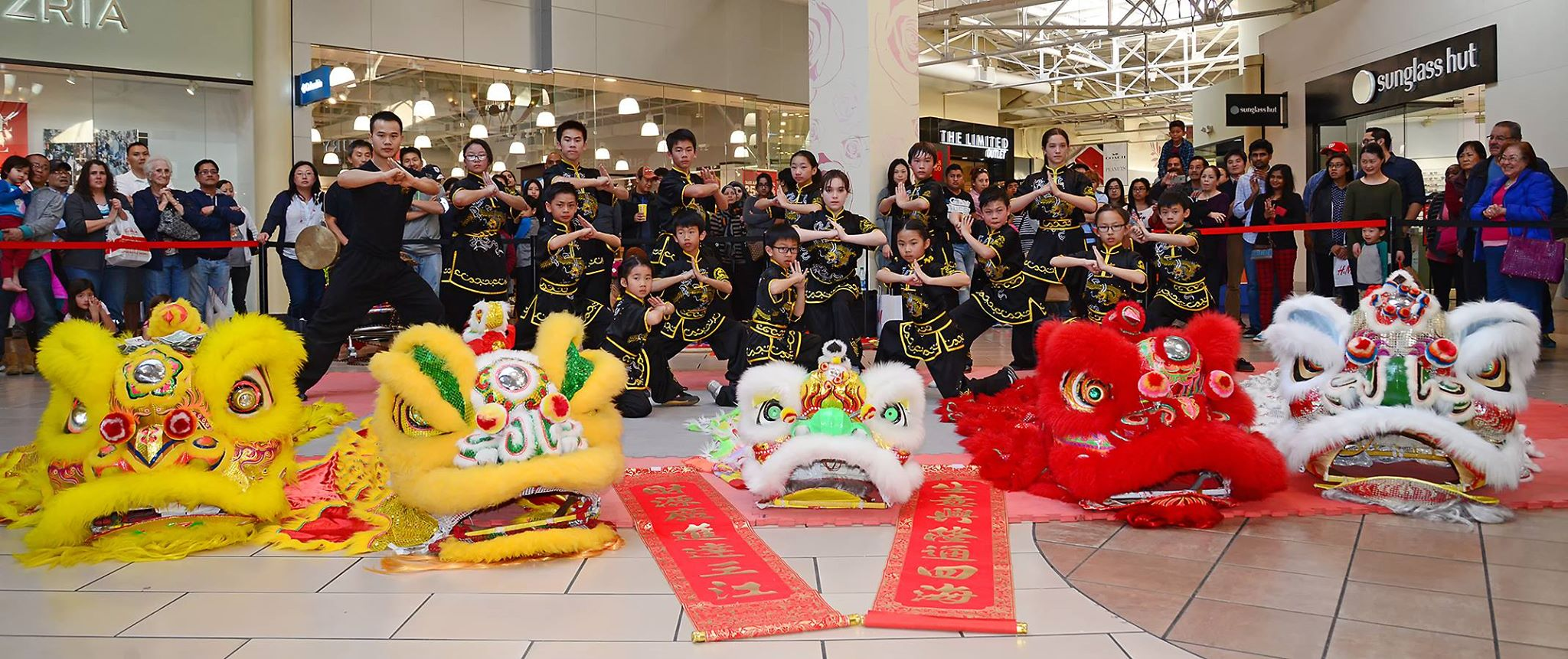 Kungfu Dragon USA_GreatMall2016
